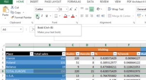 how to make excel show only 2 decimals