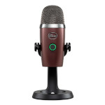 Microphone for videocast recording