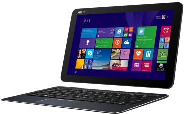 Best 2-in-1 tablets with Micro-USB charging : ASUS Transformer T300 Chi