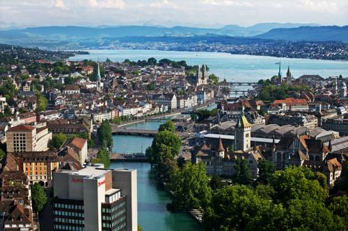 Best hotel to get free loyalty program reward nights in Zurich : Ramada Hotel Zürich-City