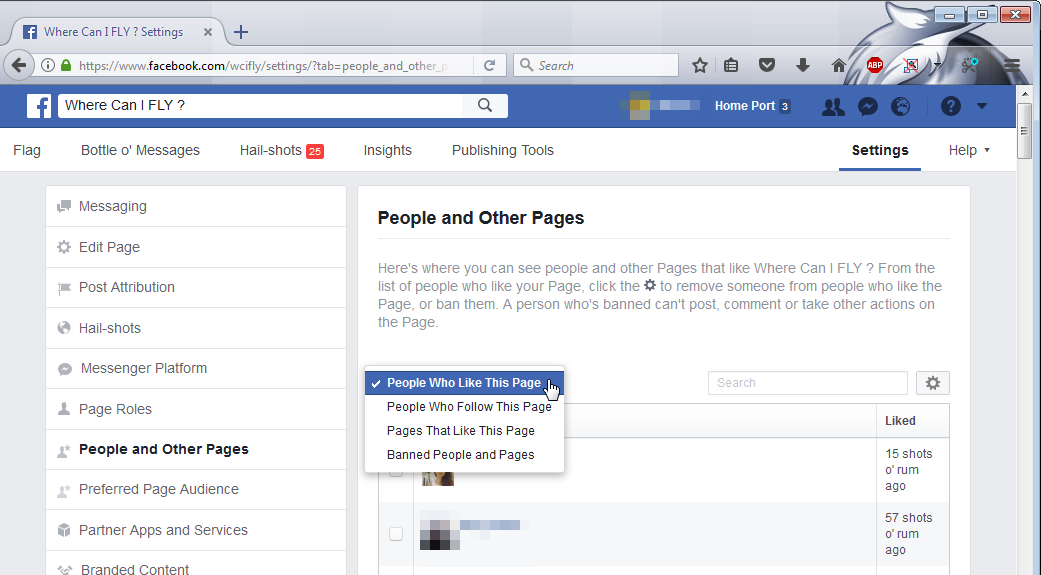 How to see who likes your facebook page : How to see followers on facebook business page