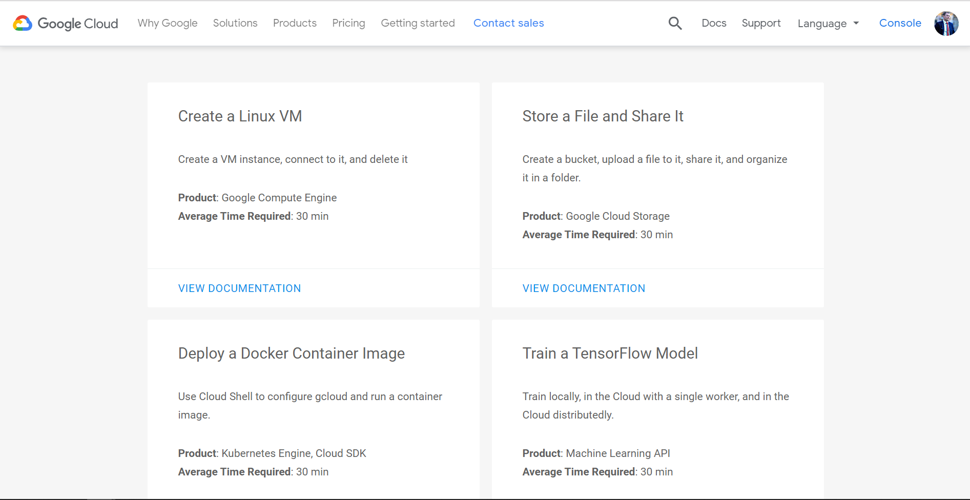 Benefits Offered by Google Cloud Platform Right Now