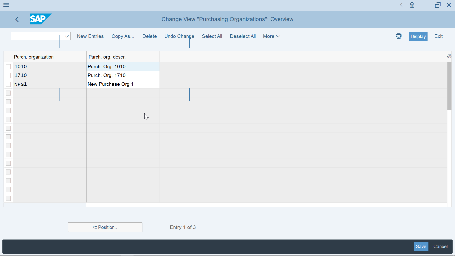 Purchasing organization in SAP explained: creation, assignment, tables